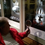 Culture on the agenda in visit to museum