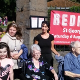 Redfest outing for Riversway group